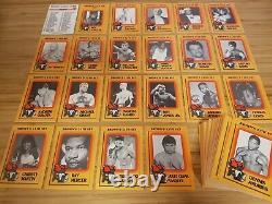 1997 Brown's Boxing 11th Set MINT Condition Missing only #51 Floyd Mayweather