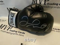 Beckett Authentic Floyd Mayweather Jr Autograph Everlast Boxing Glove TMT