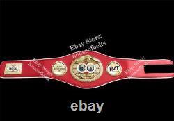 FLOYD MAYWEATHER IBF Belt, WBA, WBO, WBC, IBO Boxing Belts(Most Accurate IBF Belt)