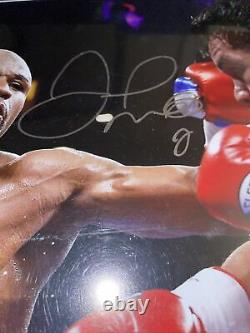 FLOYD MAYWEATHER JR Signed Autograph Auto 16x20 Picture Photo Boxing-Beckett COA