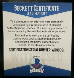 FLOYD MAYWEATHER JR. Signed Autographed IBF BOXING BELT Frame. BECKETT WITNESSED