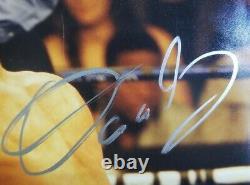 FLOYD MAYWEATHER JR. Vs OSCAR DE LA HOYA Signed Autographed 11x14 Photo. BECKETT