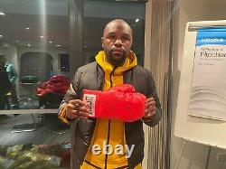 FLOYD MAYWEATHER SIGNED EVERLAST GLOVE GREAT VALUE £299 Comes With Our Coa