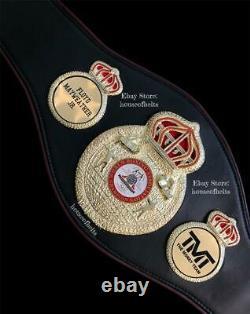 FLOYD MAYWEATHER WBA Belt, IBO, WBO, IBF, WBC Boxing Belts (Most Accurate WBA Belt)