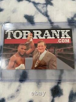 Floyd Mayweather 1997 Boxing Rookie Top Rank Card Rare