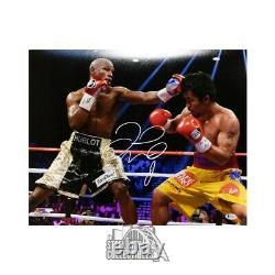 Floyd Mayweather Autographed 16x20 Photo BAS COA