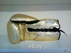 Floyd Mayweather Jnr Signed Boxing Glove PSA/DNA