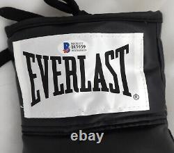 Floyd Mayweather Jr. Autographed Everlast Boxing Glove Rh Tbe Beckett 159656
