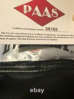 Floyd Mayweather Jr. Autographed Signed Everlast Glove PAAS COA 38162