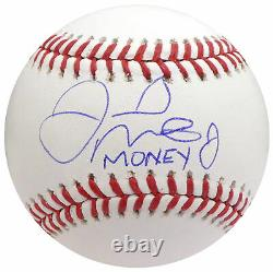 Floyd Mayweather Jr. Autographed Signed Mlb Baseball Money Beckett 159671