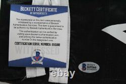 Floyd Mayweather Jr Signed Autographed Everlast Trunks Beckett Coa #i69566