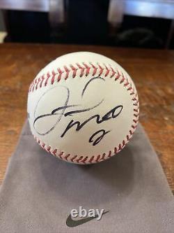 Floyd Mayweather Jr Signed Baseball Psa/Dna Coa Boxing Autographed TMT