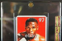 Floyd Mayweather Rookie RC 1997 Tobacco Boxing Card SEALED
