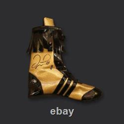 Floyd Mayweather Signed Boxing Boot