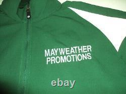 Floyd Mayweather The Money Team Promoter Jacket Boxing Las Vegas Holloway XLarge
