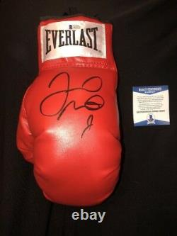Floyd Money Mayweather Jr Autographed Signed Boxing Glove Beckett Authentic BAS