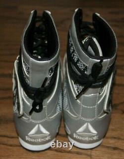 Floyd Money Mayweather Jr Both Signed Reebok Boxing Shoes Bas Authenticated
