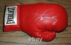 Floyd Money Mayweather Signed Auto Autograph Everlast Boxing Glove Bas #y63405