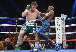 Floyd Money Mayweather Signed Boxing Boot Beckett COA