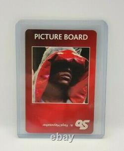 RARE Floyd Mayweather (GOAT) Card A Question Of Sport 1997 Boxing MINT