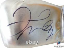 Rare Floyd Mayweather Jr. Autograph Authentic Boxing Glove Certificate From JP