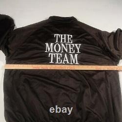The Money team TMT Floyd Mayweather Promotions Full Zip Jacket Adult Large