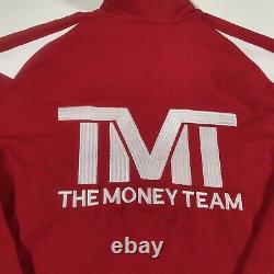 The Money team TMT Floyd Mayweather Promotions Track Jacket Womens Medium K44