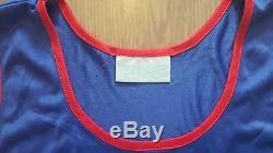 1994-1996 Jr Floyd Mayweather. Carrière Amateur Porté Et Signé USA Gilet De Boxe
