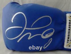 Floyd Mayweather Autographié Blue Cleto Reyes Gant De Boxe Beckett Authentique