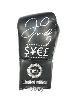 Floyd Mayweather Boxe Signé Avec Gant Preuve Aftal Coa (a)