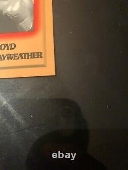 Floyd Mayweather Browns 11e Set Rookie Card
