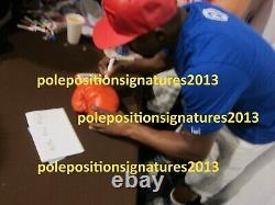 Floyd Mayweather Gants De Boxe Signés Proof Bonus Pretty Boy Floyd Insc Showtime