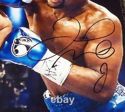 Floyd Mayweather Jr. Autographié 16x20 Photo Vs. Canelo Alvarez Jsa Wpp775513