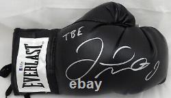 Floyd Mayweather Jr. Autographié Gant De Boxe Everlast Rh Tbe Beckett 159656