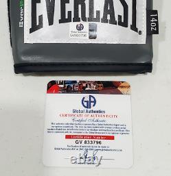 Floyd Mayweather Jr. Gants De Boxe Autographiés Signés À La Main Avec Coa