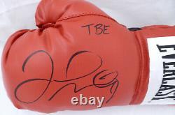 Floyd Mayweather Jr. Gants De Boxe Everlast Autographiés Lh Tbe Beckett 159649