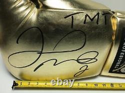 Floyd Mayweather Jr Signé 21 Géant De Boxe Cleto Reyes Gant Tmt Bas Wd96515