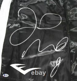 Floyd Mayweather Jr Signé Autographié Everlast Trunks Beckett Coa #i69566