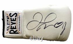 Floyd Mayweather Jr. Signé Cleto Reyes Gant De Boxe (beckett Témoin Coa)