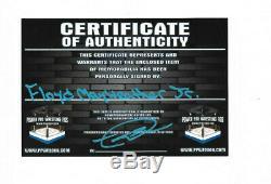 Floyd Mayweather Jr Signée À La Main Autographié Boxe Trunks Avec Preuve Et Coa 1