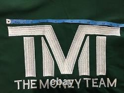 Floyd Mayweather L'argent De L'équipe De Boxe Promoteur Veste Las Vegas Mcgregor Grand