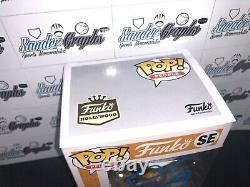 Floyd Mayweather Signé Autographed Boxe Custom 1 /1 Funko Pop Beckett Bas Coa