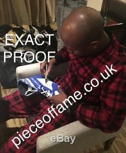 Floyd Mayweather Signé Et Framed Tmt Boxe Boot Avec Exact Preuve Signé Aftal