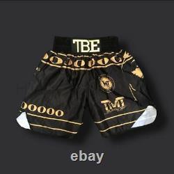 Floyd Mayweather Signé Shorts De Boxe