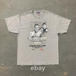 Floyd Mayweather Vintage Y2k 00s T-shirt Sport De Boxe Tee