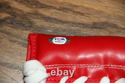 Floyd Money Mayweather Signé Auto Cleto Reyes Boxe Gant Psa #ai60617