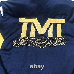 L'équipe D'argent Tmt Floyd Mayweather Promotions Track Jacket Femme Moyen V21