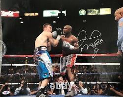 Paye Floyd, Signée 20x16 (photo De Large)