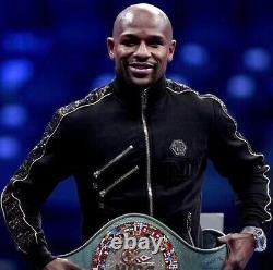 Philipp Plein Floyd Mayweather Boxe Tuta Teschio Philip Felpa E Pantaloni Sport